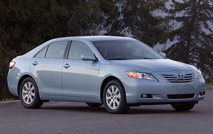 2007 Toyota Camry   for Sale  - F9191A  - Fiesta Motors
