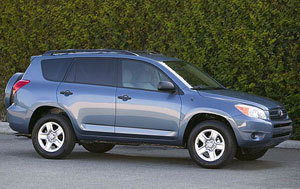 2007 Toyota Rav4 RAV4 2WD  for Sale  - 75072522  - Car City Autos