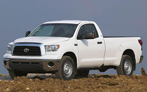 2007 Toyota Tundra LTD  for Sale  - W19075  - Dynamite Auto Sales