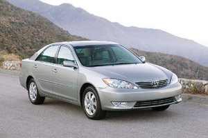 2006 Toyota Camry   for Sale  - R5789A  - Fiesta Motors