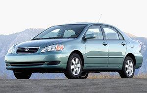 2006 Toyota Corolla   for Sale  - F9234A  - Fiesta Motors
