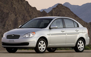 2007 Hyundai Accent GLS  for Sale  - 9005  - Country Auto