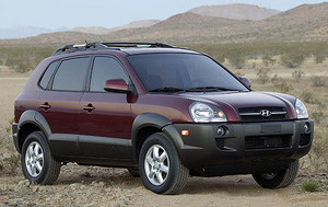 2007 Hyundai Tucson   for Sale  - 582617R  - Car City Autos