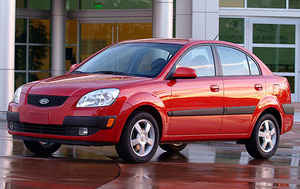 2007 Kia Rio   for Sale  - 761  - Pokey Brimer