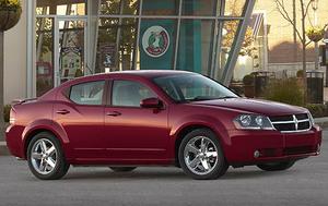 2008 Dodge Avenger R/T  for Sale  - 8N614187  - Car City Autos